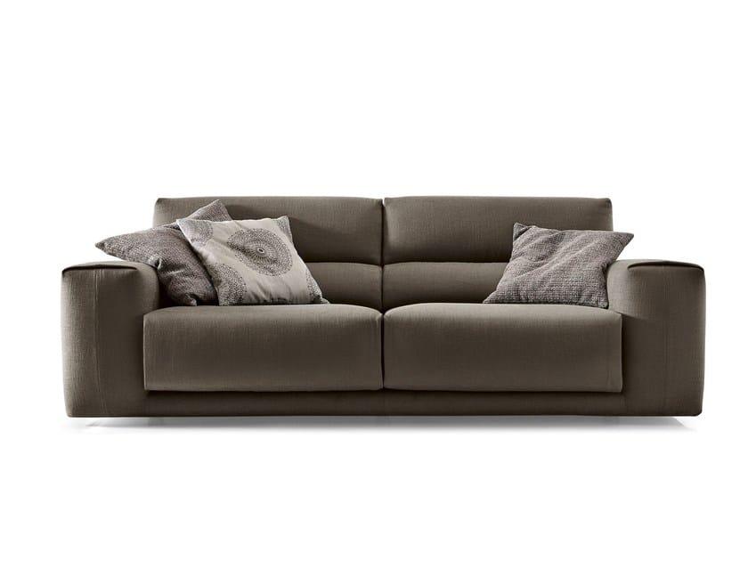 Sectional fabric sofa BOOMAN   Sofa by Ditre Italia