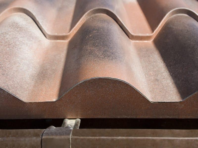 Pannello Metallico Coibentato Per Copertura Isodomus Isopan