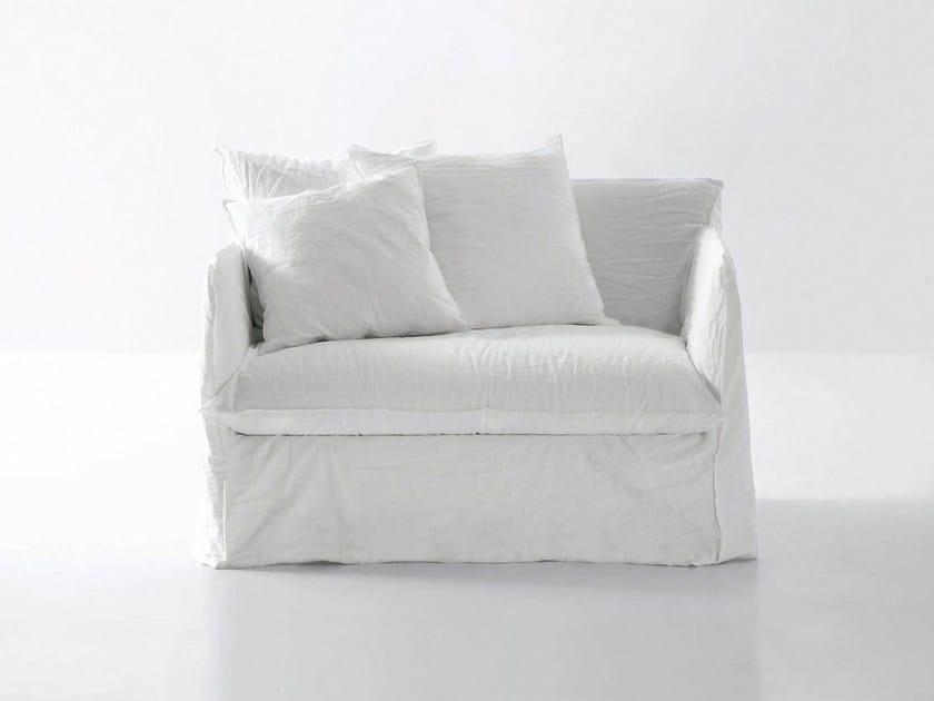 schlafsessel mit abnehmbarem bezug ghost 11 by gervasoni. Black Bedroom Furniture Sets. Home Design Ideas