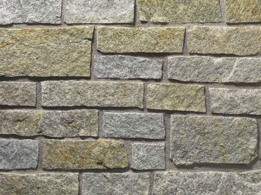Luserna Rustica Revestimiento De Pared De Piedra Natural By Bb - Revestir-pared-exterior