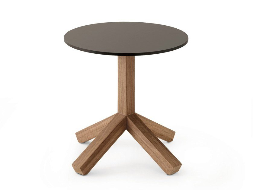 Round Side Table ROOT | Garden side table by RODA