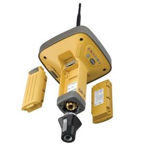 Instrumentation for satellite remote sensing TOPCON GR-5 by Topcon