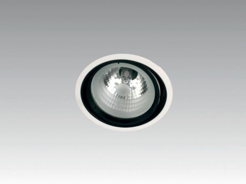 Ceiling recessed spotlight ATOMIC by Orbit