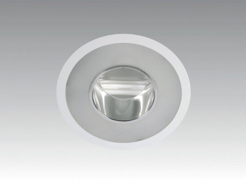 Ceiling recessed spotlight ROUND SAVER by Orbit