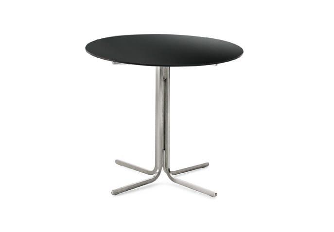 Zeta Round Table By Coro Design James, Round Table Irvine