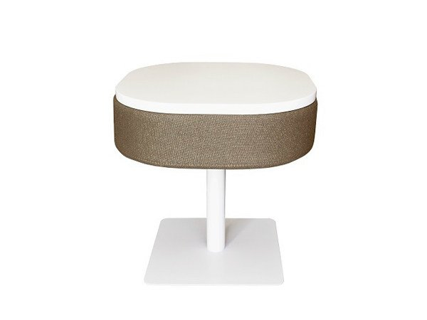 Fabric coffee table UNITA | Coffee table by TABISSO