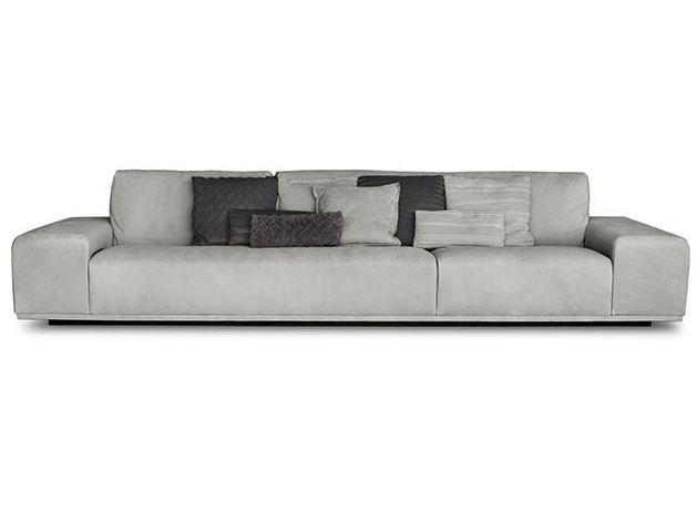 Leather sofa MONSIEUR by BAXTER