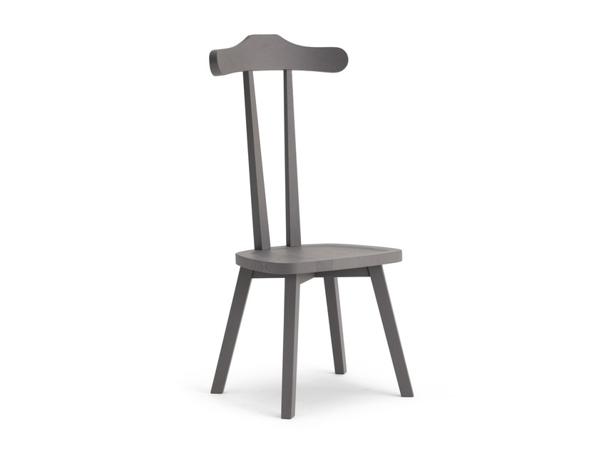High-back chair LC 23 by Letti&Co.