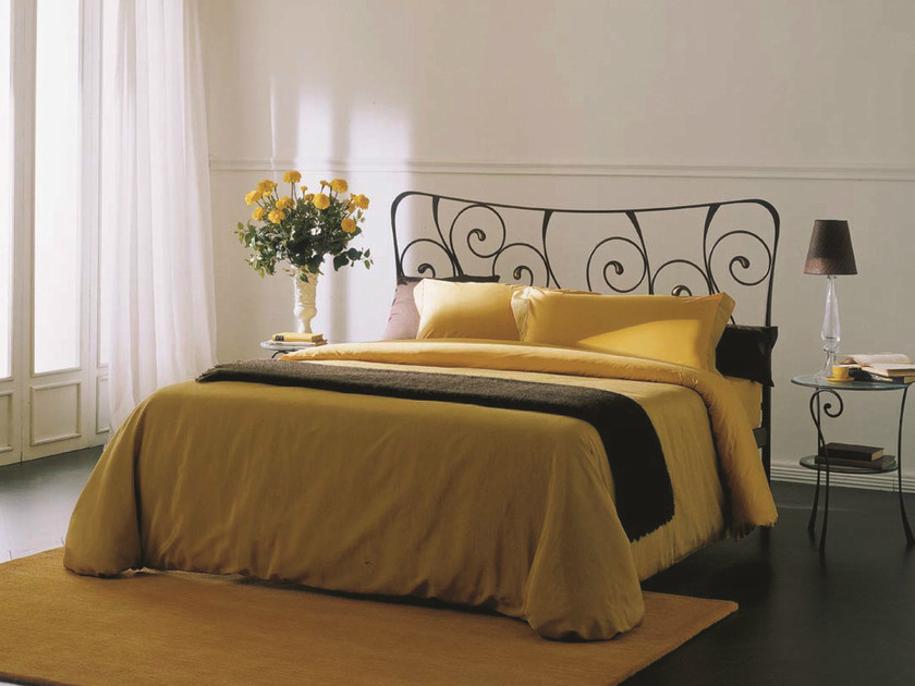 Iron bed FELCE | Double bed by Bontempi
