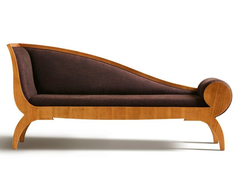 Fabric day bed PAOLINA by Morelato
