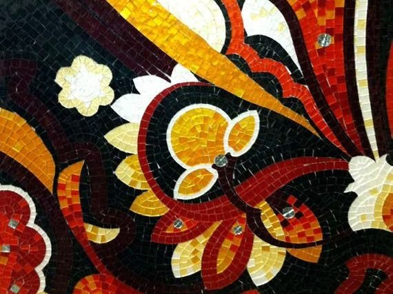Glass Mosaic CHARME MOSAICS by Brecci Glass
