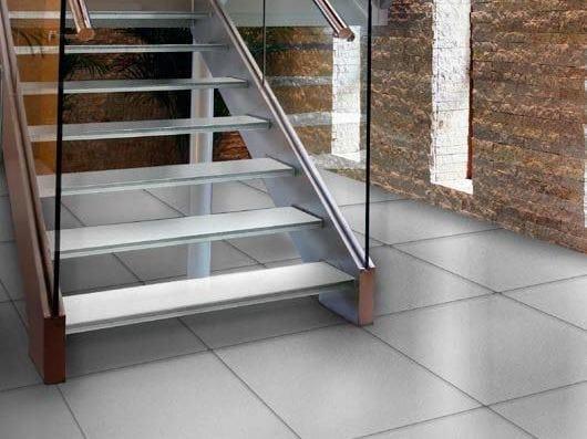 Anti-slip glass flooring COMPLEMENTI | Anti-slip flooring by Brecci Glass