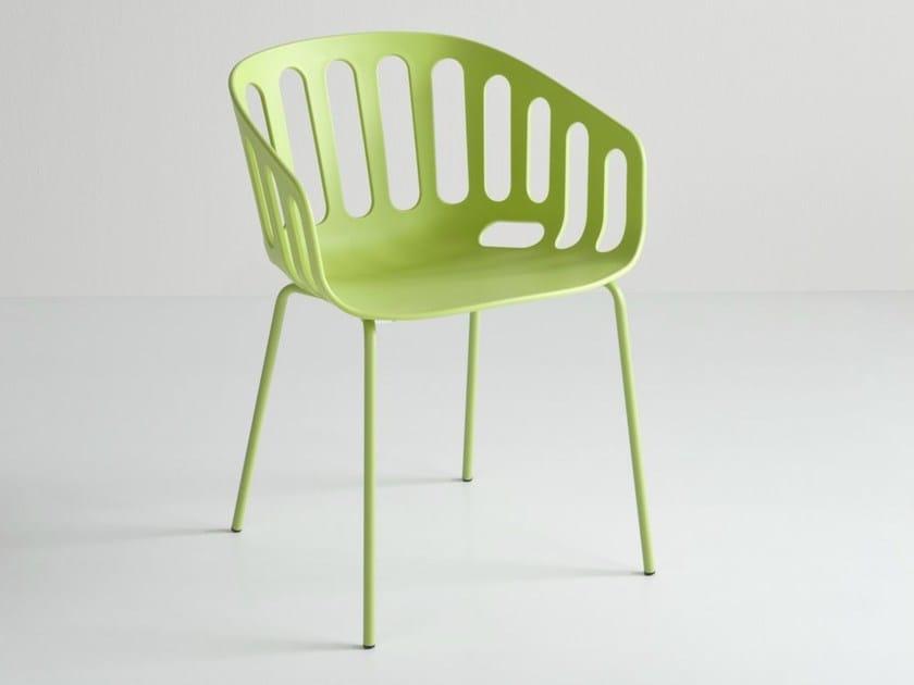 Chair Gaber Con Sedia Basket Braccioli Tc3F1KJl