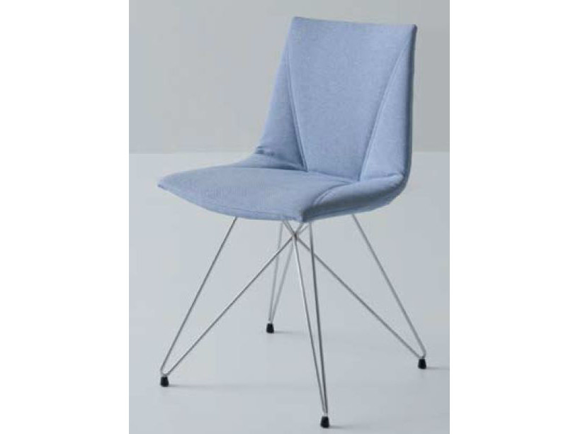 Upholstered chair COLORFIVE | Upholstered chair by GABER