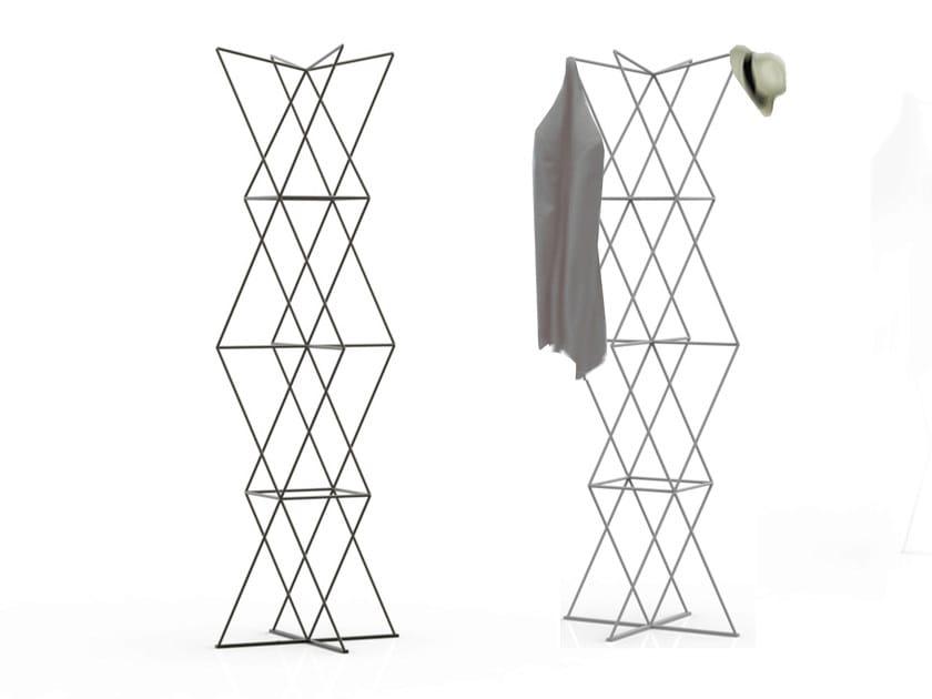 Metal coat rack DABLIU | Coat rack by Désirée divani