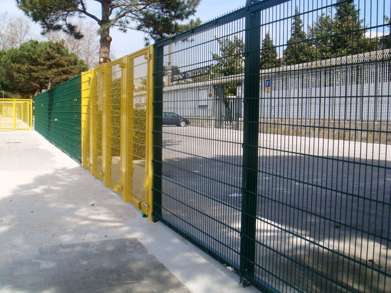 Fence Nylofor® 2D SUPER by BETAFENCE ITALIA