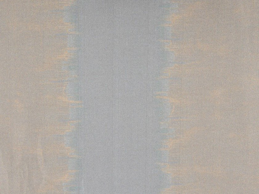 Striped cotton fabric BRITTEN STRING by KOHRO
