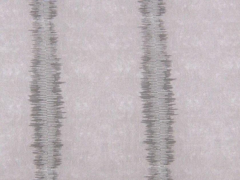 Striped cotton fabric REGATTA VOILE by KOHRO