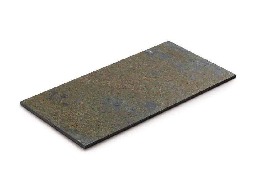 Slate outdoor floor tiles MULTICOLOR by GRANULATI ZANDOBBIO