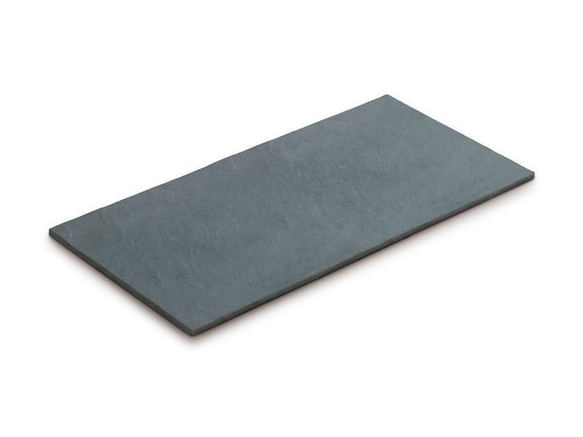 Slate outdoor floor tiles VERDE by GRANULATI ZANDOBBIO