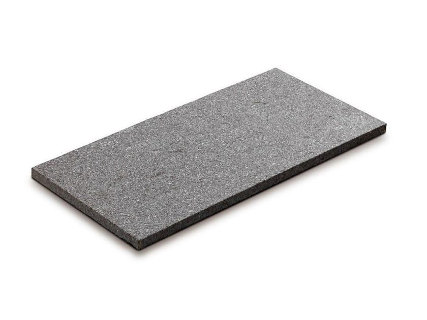 Porphyry outdoor floor tiles PORFIDO GRIGIO-VIOLA by GRANULATI ZANDOBBIO