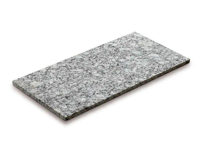 Granite outdoor floor tiles SERIZZO by GRANULATI ZANDOBBIO