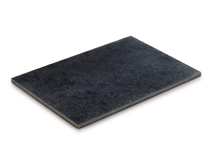 Quartzite outdoor floor tiles CARBON GOLD by GRANULATI ZANDOBBIO