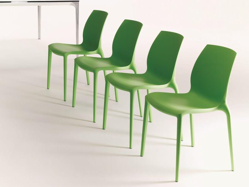 HIDRA | Polypropylene chair By Bontempi