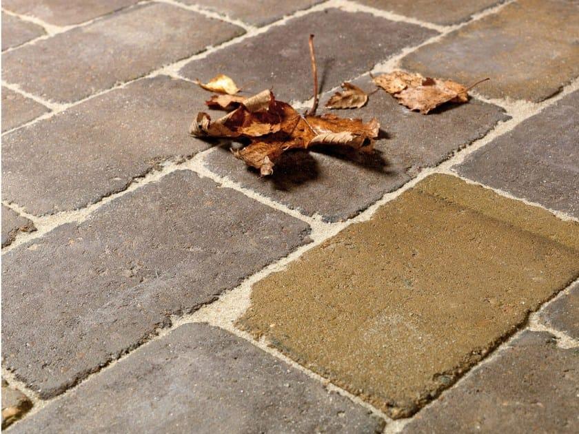 Flooring grout DANSAND by GRANULATI ZANDOBBIO