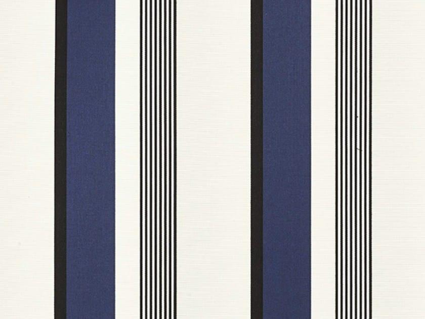Striped cotton fabric TABULARIGA by Dedar