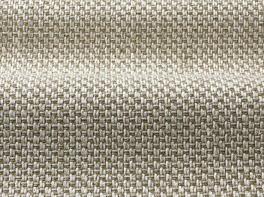 Solid-color upholstery fabric for curtains LUTETIA by Dedar