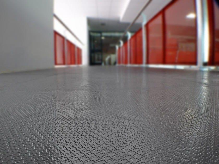 Industrial flooring EXELIA by M.P.I.