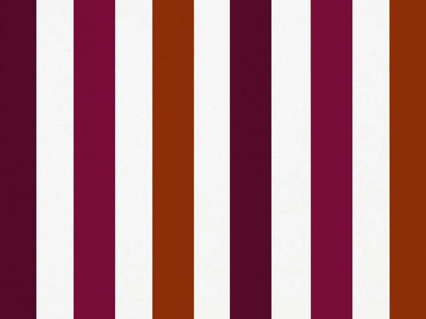 Striped cotton fabric for curtains TABULARIGA PICCOLA by Dedar