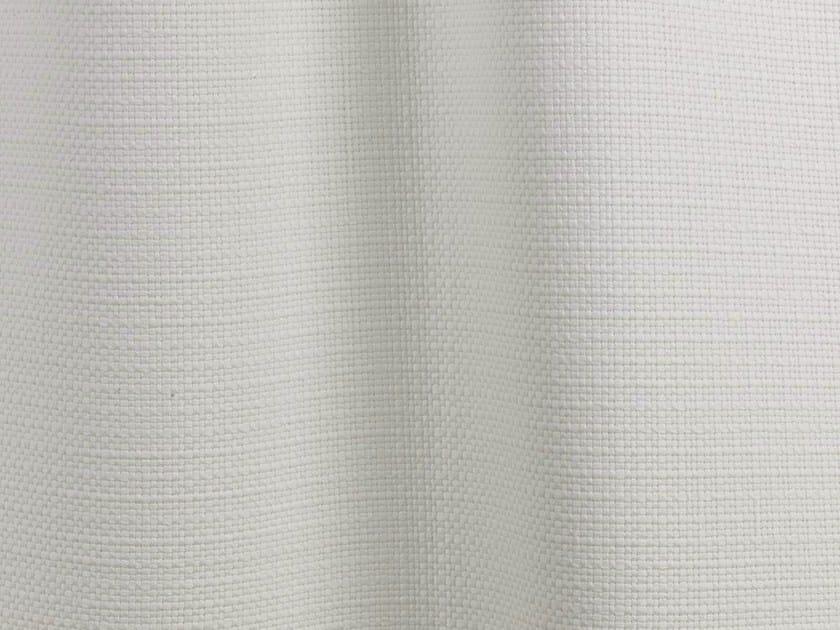 Solid-color cotton fabric GRAND NATTÈ by Dedar