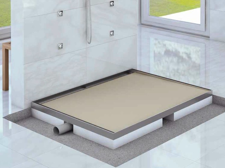 Flush Fitting Shower Tray AD HOC By RARE