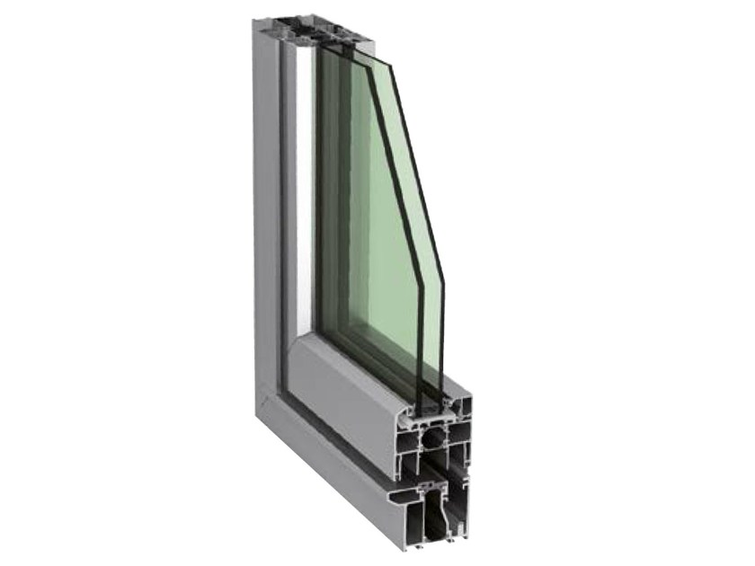 Folding window WICSLIDE 65FS by WICONA