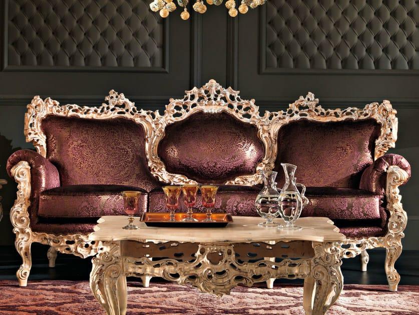 3 seater fabric sofa 11418 | Sofa by Modenese Gastone