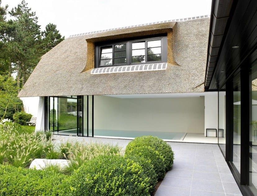premium schiebet r schiebefenster aus aluminium keller minimal windows 4 by keller. Black Bedroom Furniture Sets. Home Design Ideas
