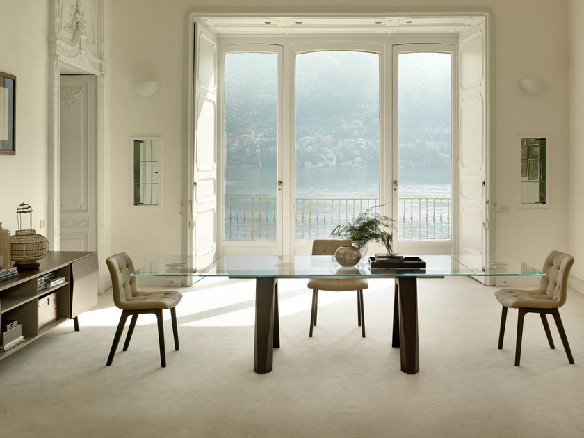 Extending rectangular table ARON by Bontempi