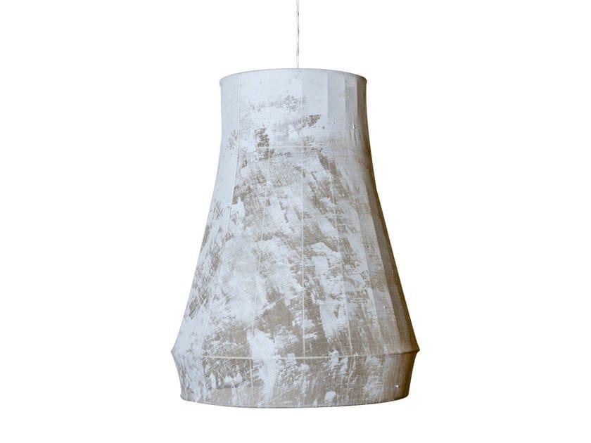 Fabric pendant lamp ATELIER | Pendant lamp by Karman
