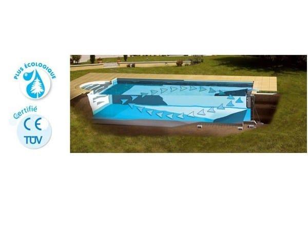 Swimming pool filter DESJOYAUX | Swimming pool filter by Desjoyaux