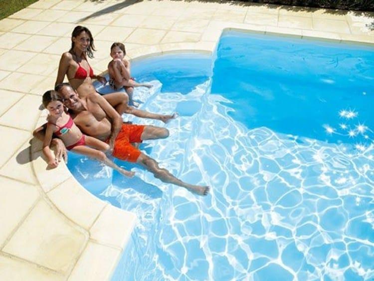 Swimming pools stairs DESJOYAUX | Swimming pool stairs by Desjoyaux