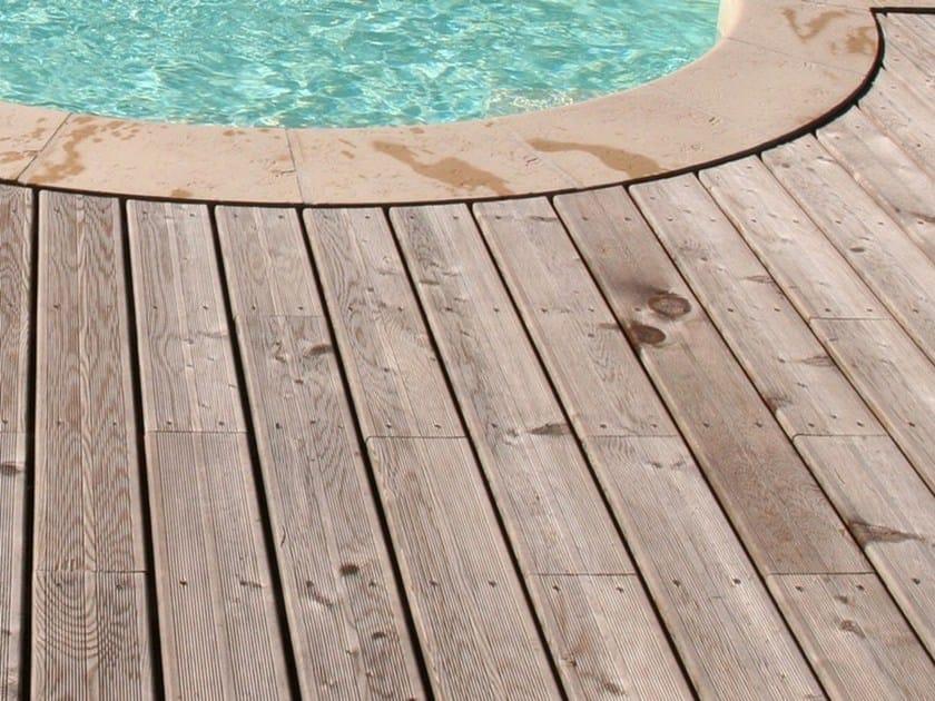 Wooden decking DESIGN DESJOYAUX | Decking by Desjoyaux