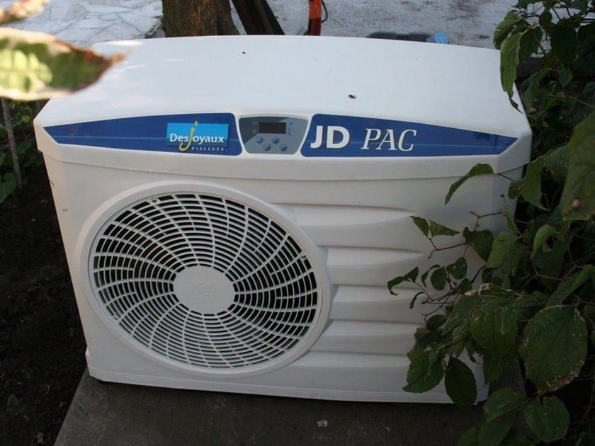 Heat pump for swimming pools DESJOYAUX   Heat pump by Desjoyaux