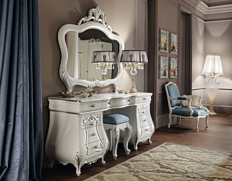 Solid wood dressing table 11212 | Dressing table by Modenese Gastone