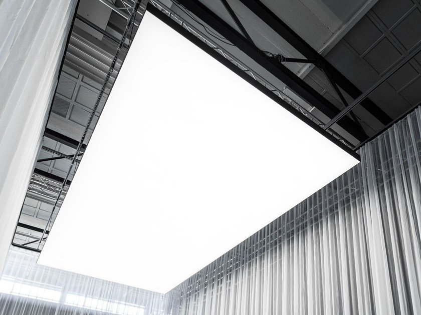 Luminous Ceiling Philips OneSpace luminous ceiling by Large Luminous Surfaces