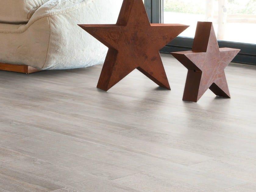 antislip floor tiles with wood effect senso lock plus by gerflor