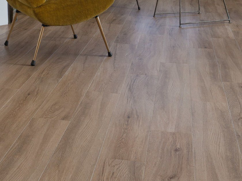 Anti-slip self-adhesive Ultra thin floor tiles SENSO LOCK by gerflor