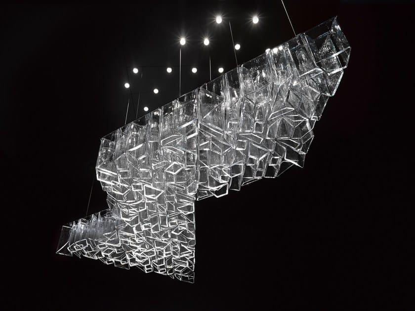 Chandelier ICE by Lasvit
