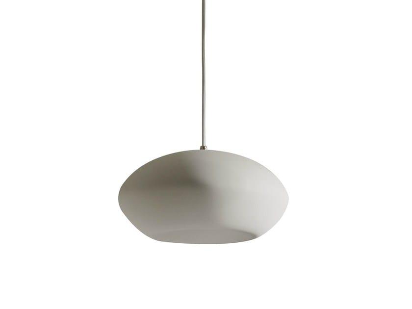 Ceramic pendant lamp PIETRO | Pendant lamp by Karman